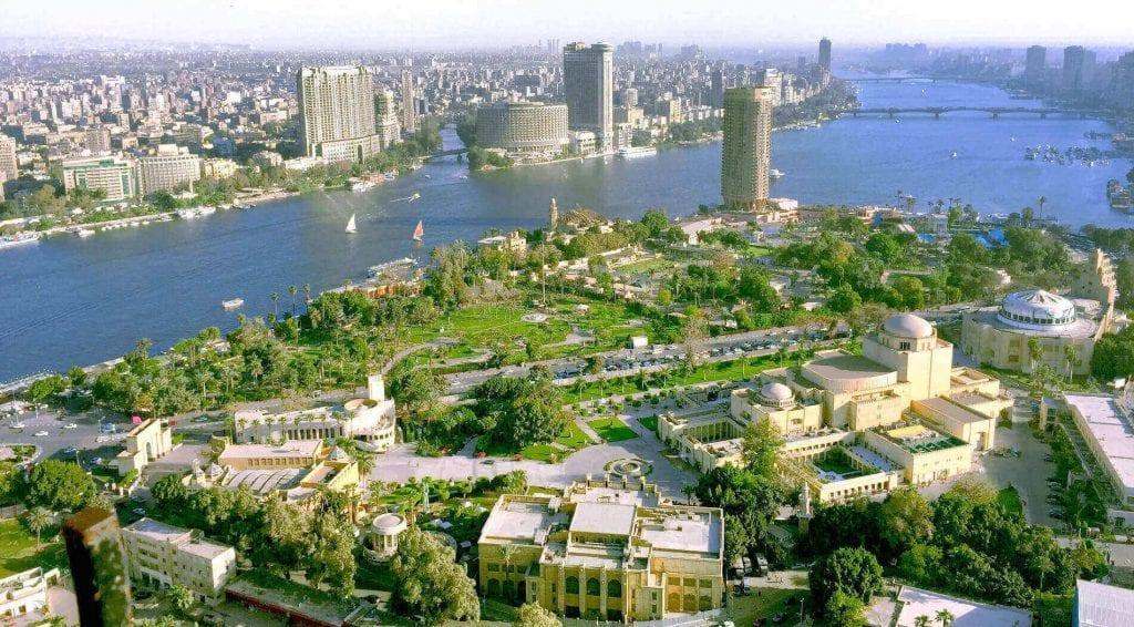محافظة القاهرة في مصر