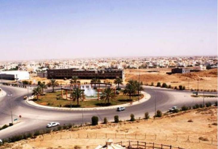 محافظة المجمعة في السعودية