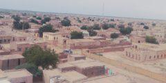 مدينة القطينة في السودان