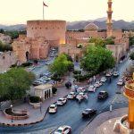 تقسيم مدينة نزوى في سلطنة عمان