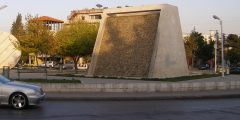 منطقة الدوار الثاني في محافظة عمان