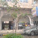 منطقة شارع الحصن في محافظة إربد