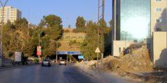منطقة وادي صقرة في محافظة عمان