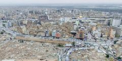 مدينة الحيدرية في محافظة النجف