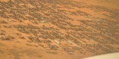 مدينة الفاشر في السودان