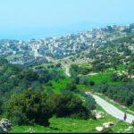 بلدة كفر الماء في محافظة إربد