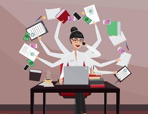 إدارة المكاتب