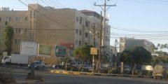منطقة دوار العيادات في محافظة إربد