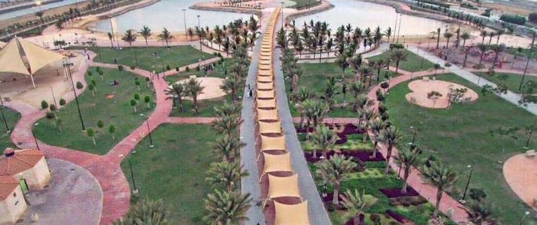 منطقة ذهبان في جدة