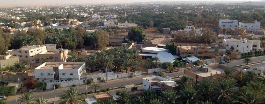 مدينة سكاكا في السعودية اقرأ السوق المفتوح