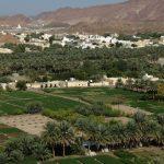 تقسيم ولاية بدبد في سلطنة عمان