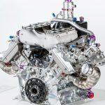 أجزاء محرك البنزين