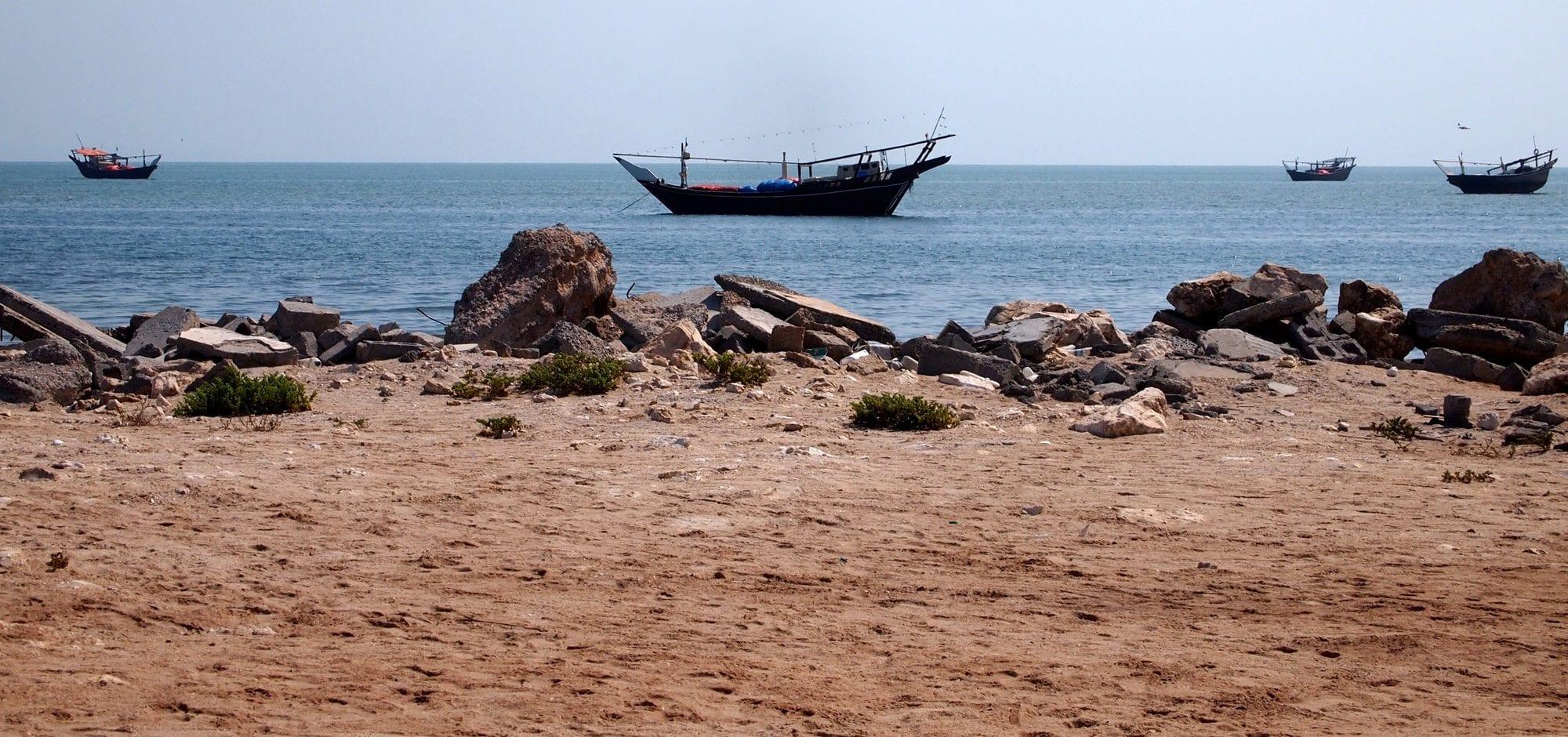 ولاية مصيرة في سلطنة عمان