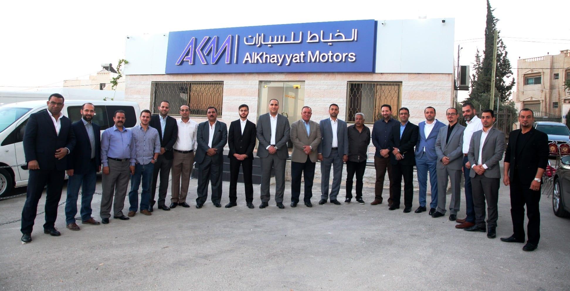 وكيل سيارة ستيروين في الأردن