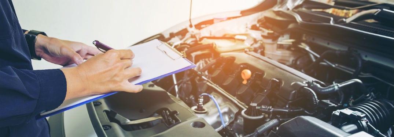 صيانة محرك السيارة