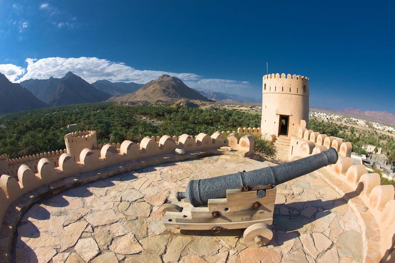 أفضل مواقع سياحة في عمان