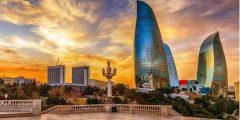 أين تقع أذربيجان