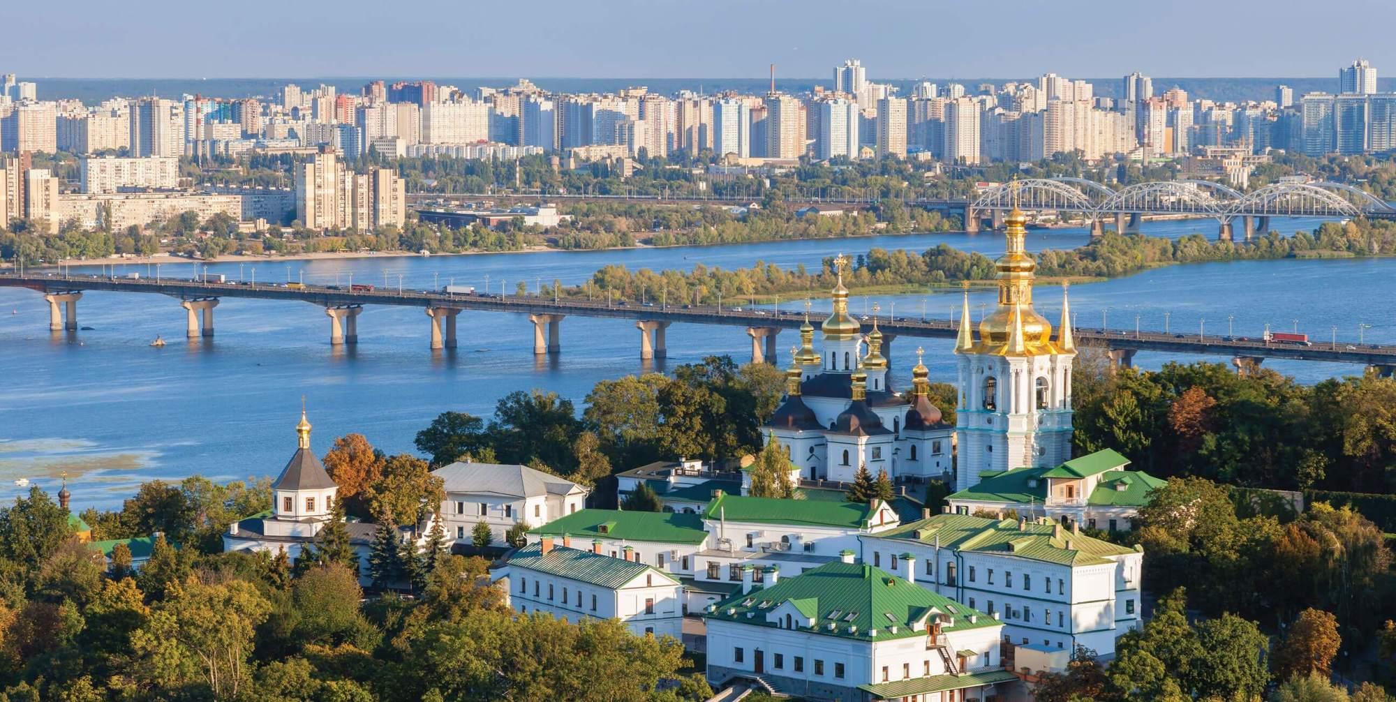 أين تقع أوكرانيا