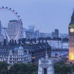 أين تقع لندن