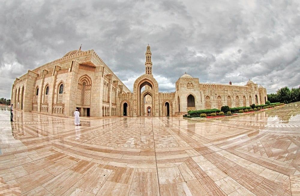 تقسيم ولاية بوشر في سلطنة عمان