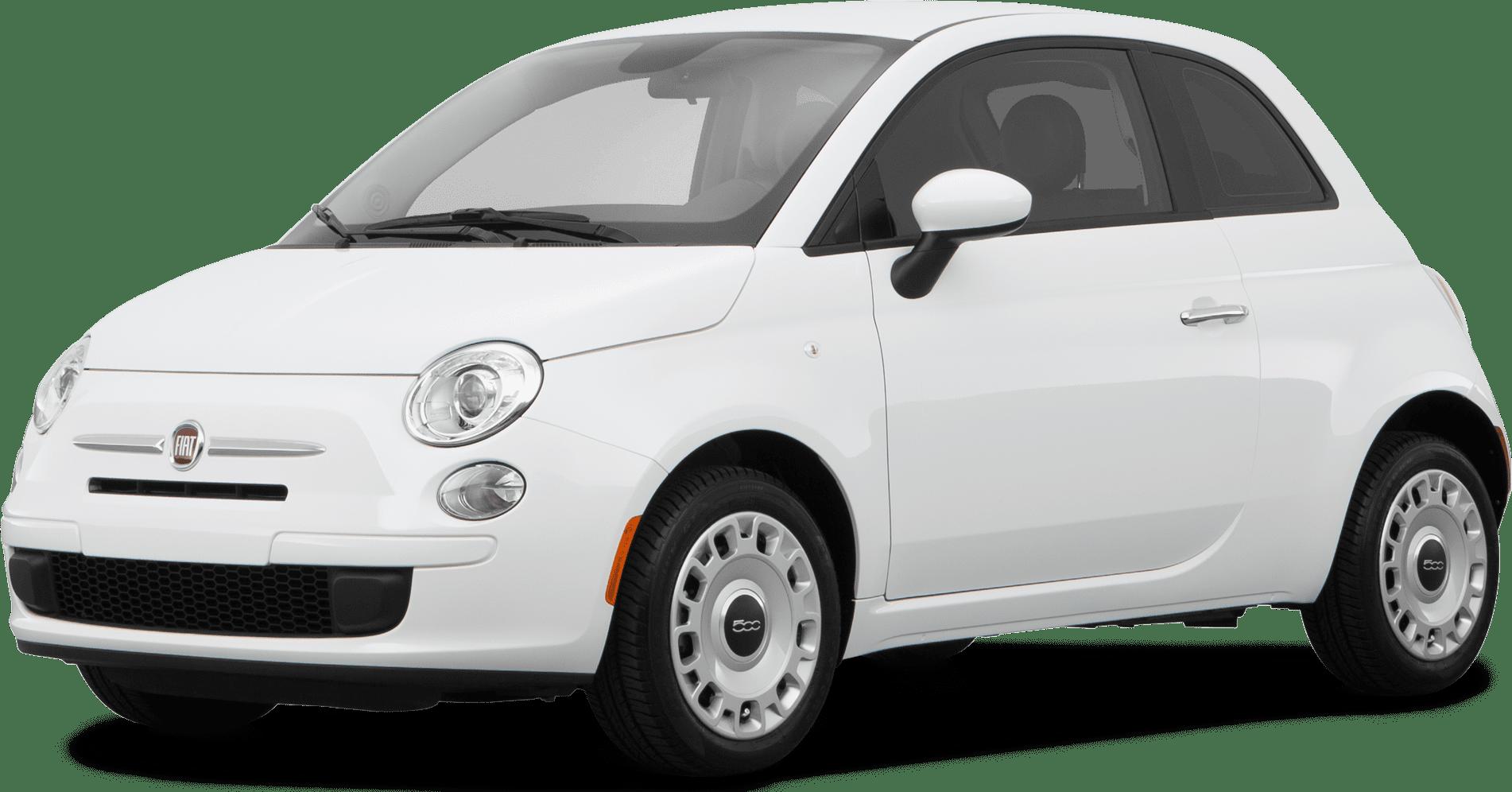 سيارة فيات 500e 2016