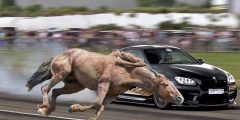 قوة الأحصنة للسيارات