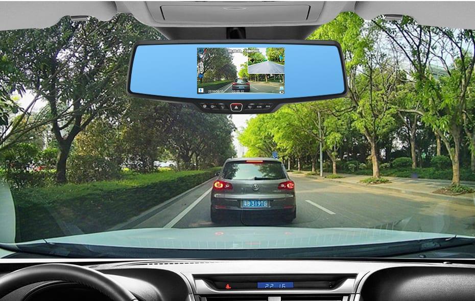 كاميرات الرؤية في السيارات