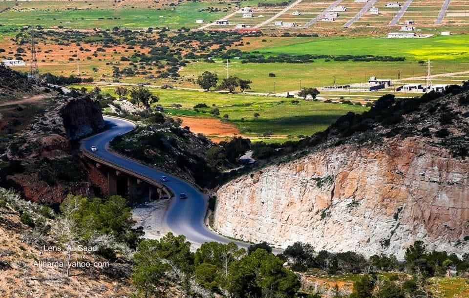 محافظة الجبل الأخضر في ليبيا