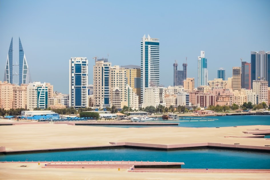 محافظة المنامة في البحرين