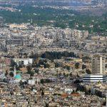مدينة ريف دمشق في سوريا