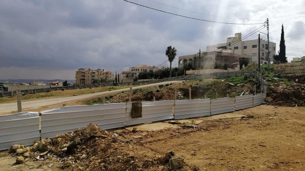 منطقة ضاحية الأقصى في محافظة عمان