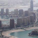 مدينة الدوحة في قطر