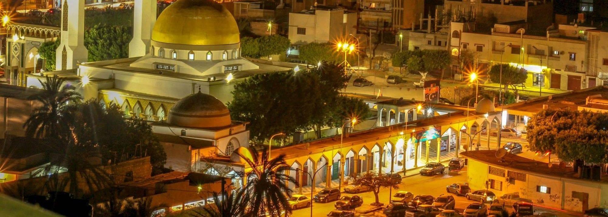 مقاطعة درنة في ليبيا