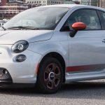 سيارة فيات 500e 2014