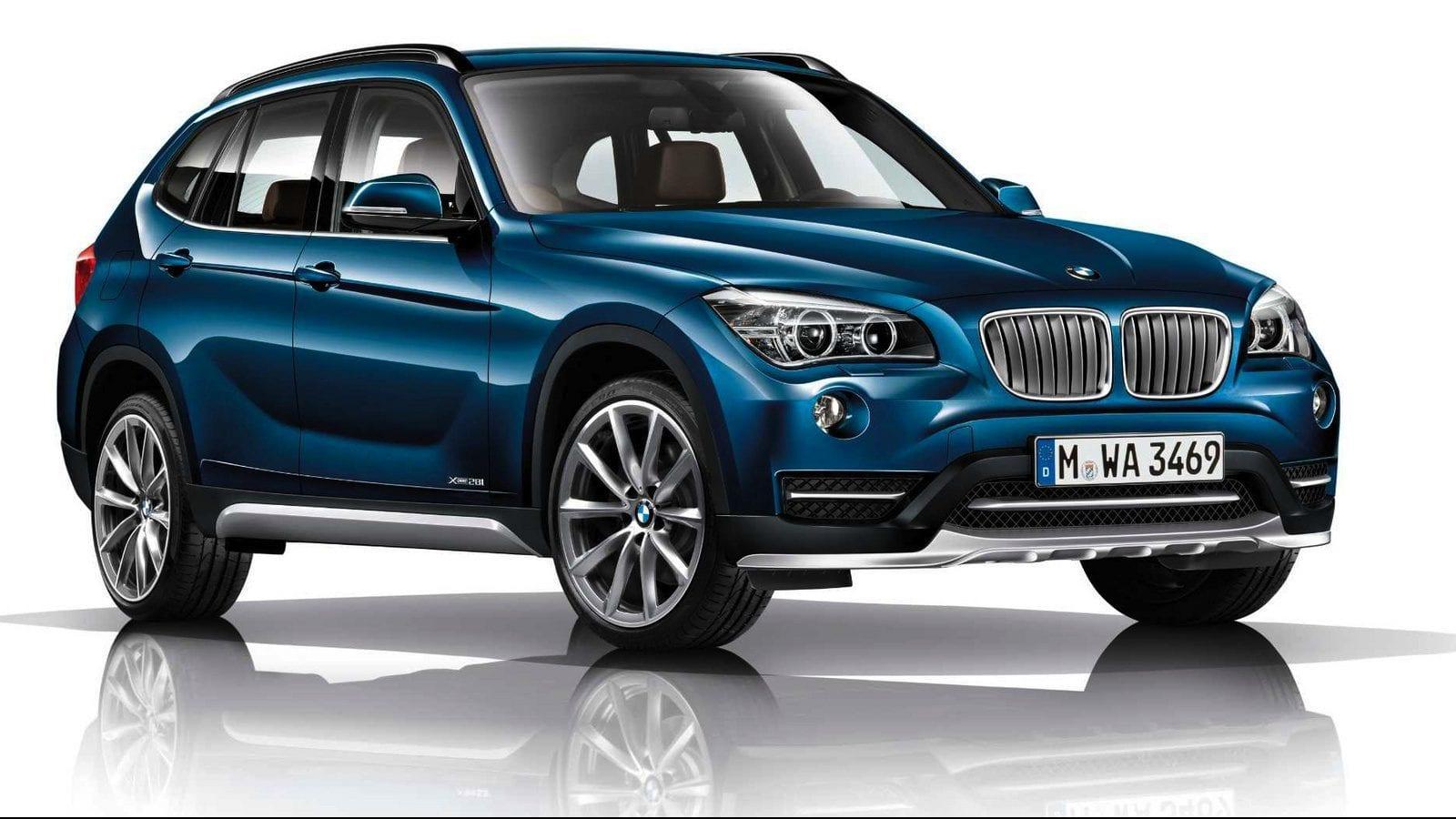 سيارة BMW X1 2014