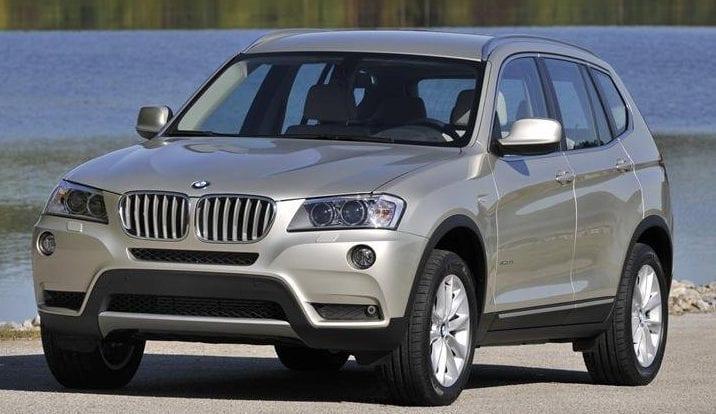 سيارة BMW X3 2014