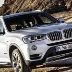 سيارة BMW X3 2015