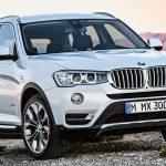 سيارة BMW X3 2016