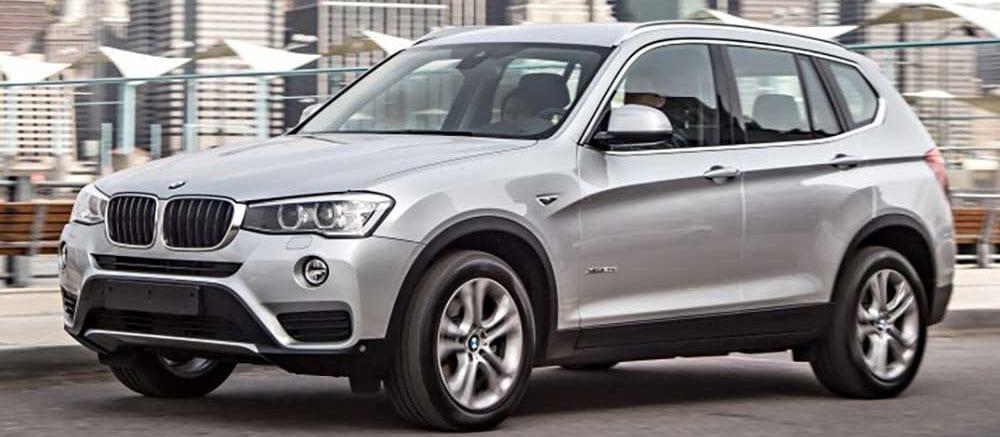 سيارة BMW X3 2019
