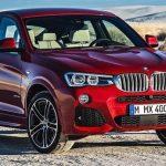 سيارة BMW X4 2015