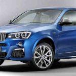سيارة BMW X4 2016