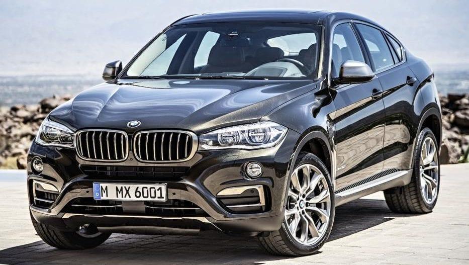 سيارة BMW X6 2014