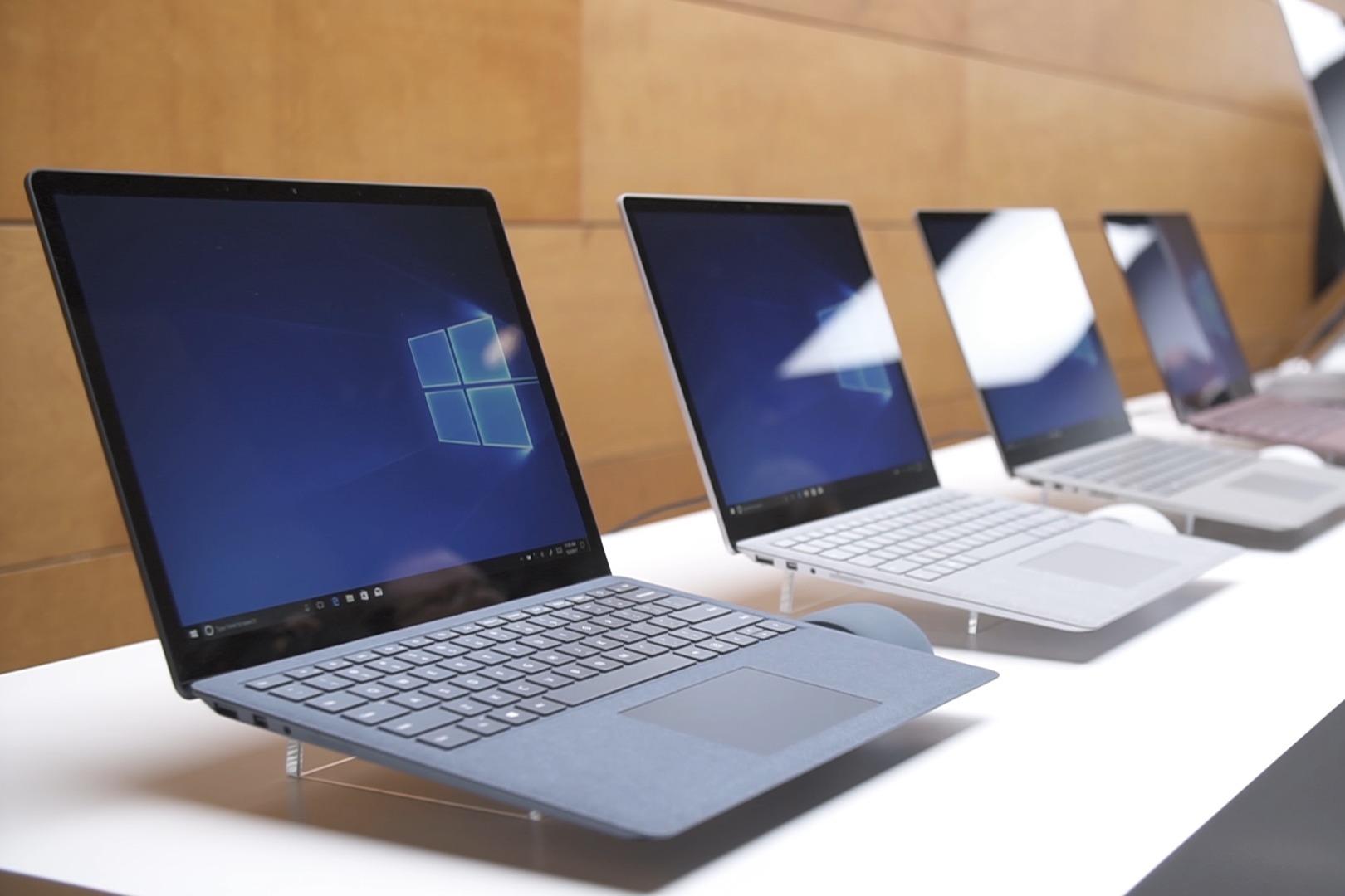 أحدث كمبيوتر محمول