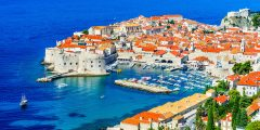 أين تقع كرواتيا