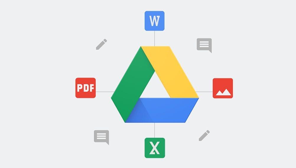 خدمات جوجل درايف