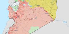 خارطة العراق الإدارية