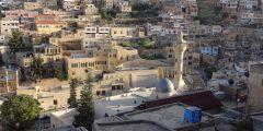 محافظة السلط الأردنية