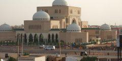 مدينة رهيد البردي في السودان
