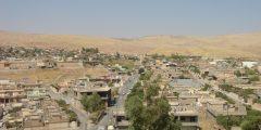 مدينة كوي سنجق في محافظة أربيل