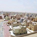 منطقة الوفرة السكنية في مدينة الأحمدي